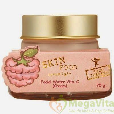 Những tác dụng của kem dưỡng da skinfood