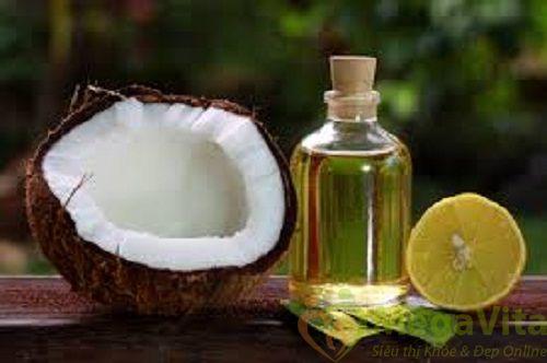 Cách làm đẹp da bằng dầu dừa