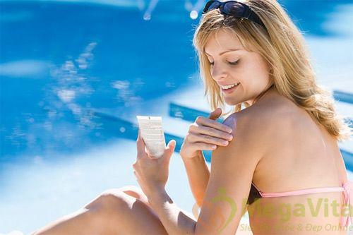 Cách sử dụng kem chống nắng đúng cách hiệu quả