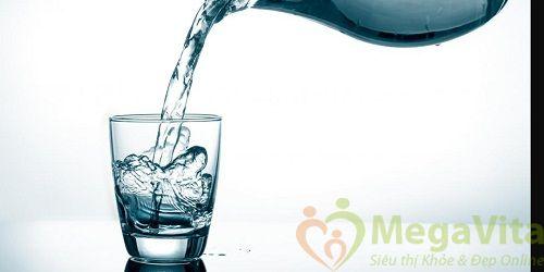 Các loại nước uống làm giải độc mát gan trị mụn