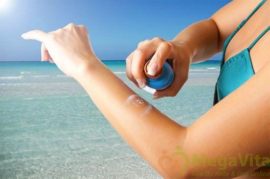 Những tác dụng của kem chống nắng