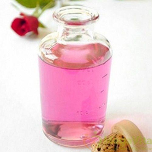 Cách làm nước hoa hồng đơn giản tại nhà