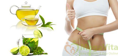 Giảm cân hiệu quả bằng trà xanh ngay tại nhà
