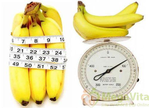 Phương pháp giảm cân bằng chuối hiệu quả tại nhà