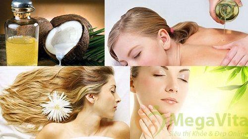 Cách trị thâm môi bằng dầu dừa hiệu quả