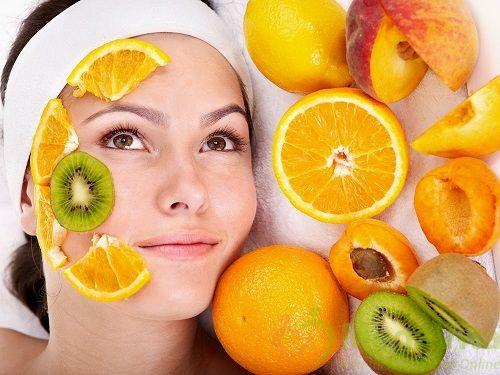 Hướng dẫn trị nám da mặt bằng hoa quả và trái cây