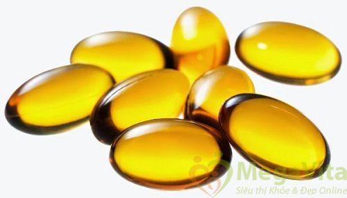 Mẹ đang cho con bú có được uống vitamin e không ?