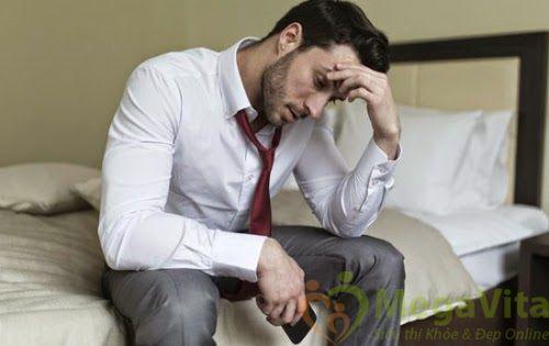 Những nguyên nhân dẫn đến yếu sinh lý ở nam giới