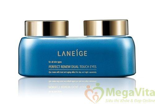 Kem dưỡng mắt chống lão hóa cho ngày và đêm perfect renew dual touch eyes 15ml