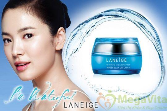 Kem dưỡng ẩm da mặt water bank gel cream 50ml