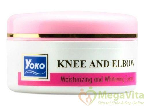 - yoko knee and elbow moisturising and whitening cream