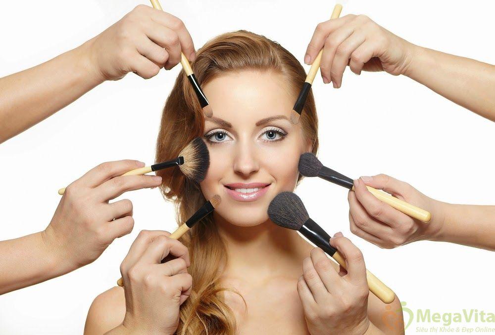 Cách trang điểm che vết nám và tàn nhang cho khuôn mặt