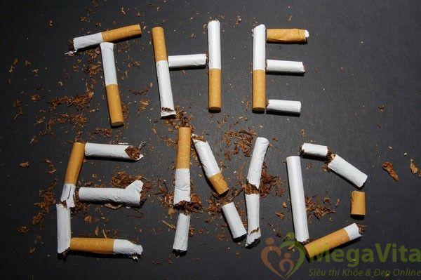 cai thuốc lá thành công