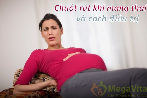 Hiện tượng bị chuột rút khi mang thai và cách điều trị