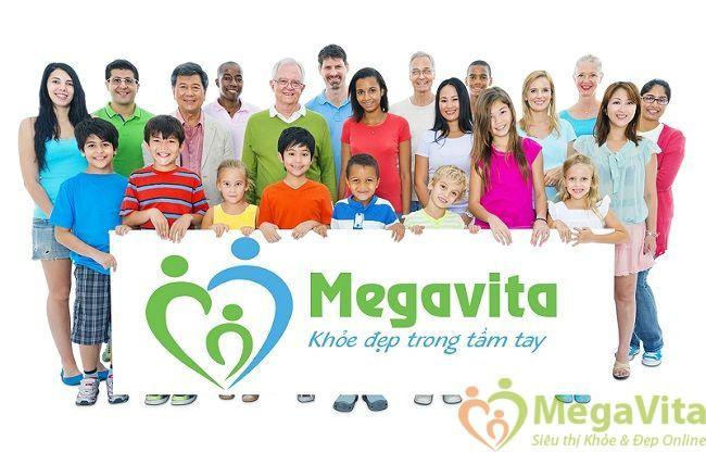 Megavita - nhà phân phối mỹ phẩm với nhiều thương hiệu lớn