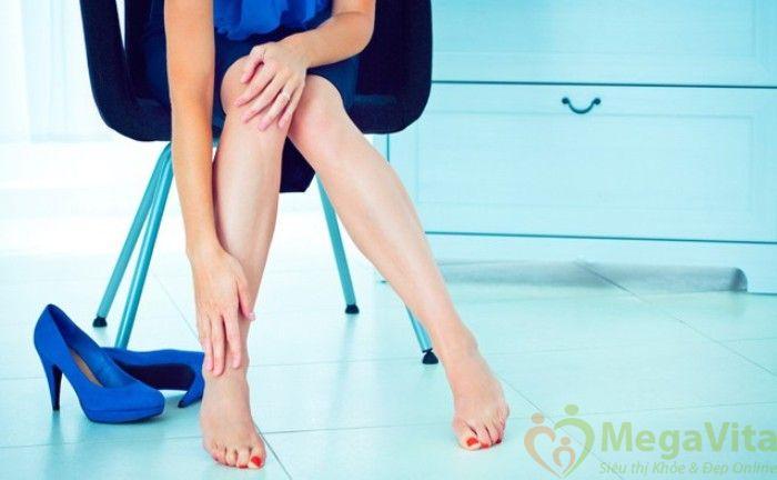 Gót chân bị nứt là bệnh gì? thuốc bôi nứt gót chân hiệu quả?