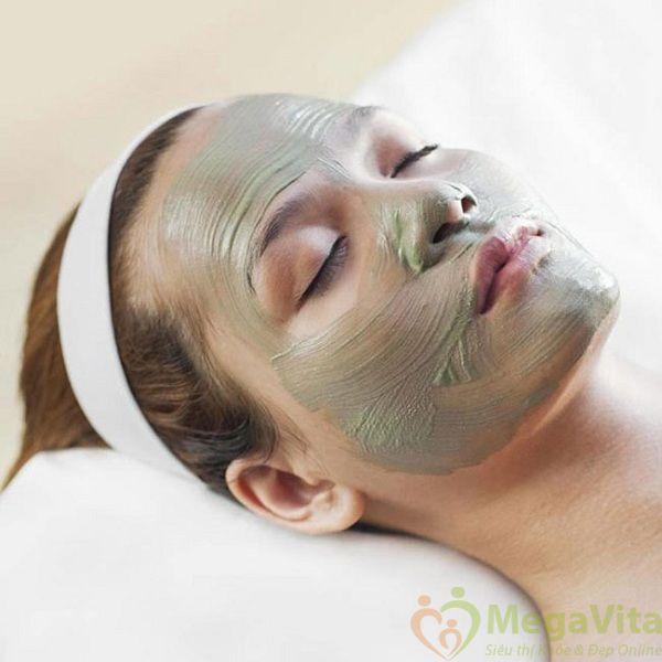 Tác dụng của bùn khoáng đối với da mặt
