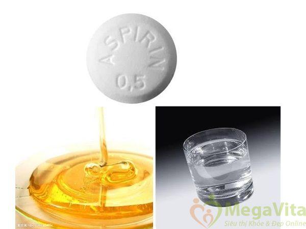 Công dụng của aspirin đối với da mặt