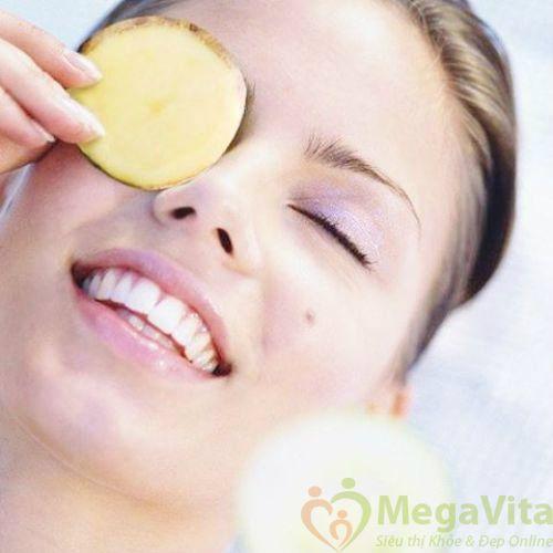 Tác dụng của khoai lang đối với da mặt