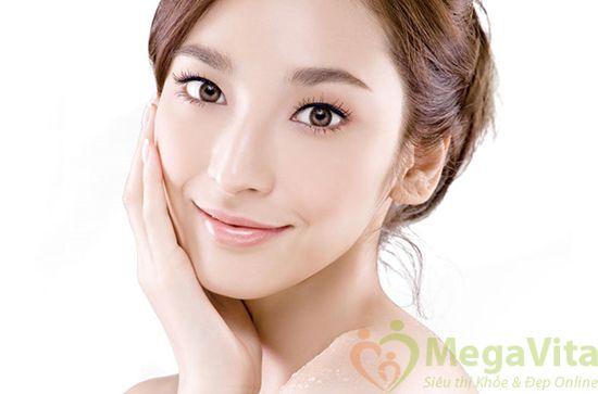 Nước uống collagen giúp đẹp da, tóc, móng, ngừa loãng xương super collagen nhật bản 750ml