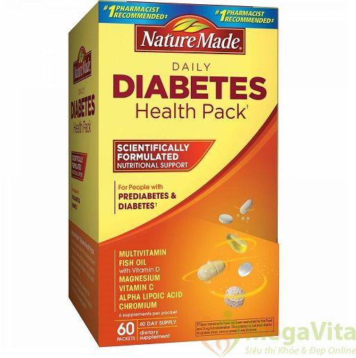 Khách hàng nói gì về nature made diabetes health pack