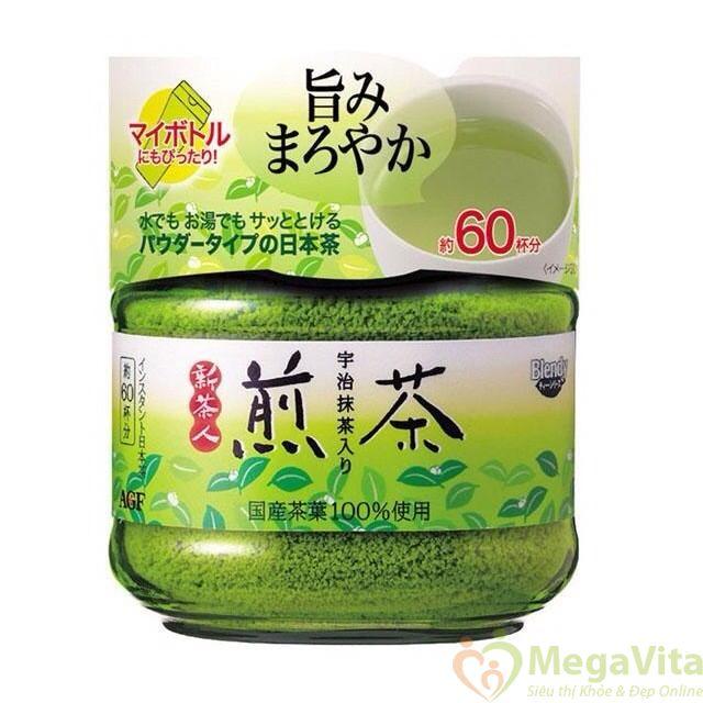 Bột trà xanh nguyên chất matcha nhật bản 60g