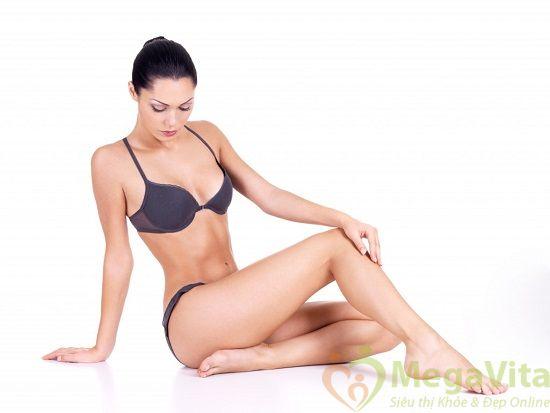 Gel làm tan mỡ crevil cellulite total repair 200ml
