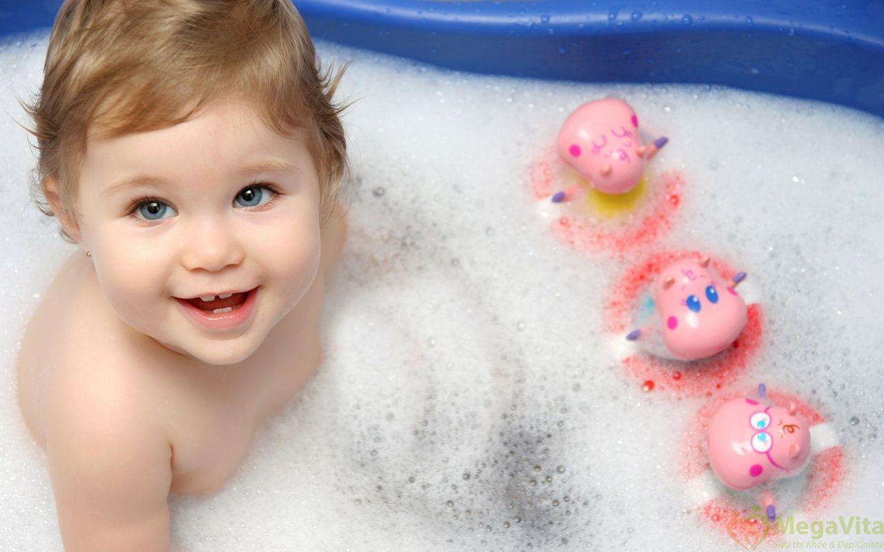 Sữa tắm gội suave kids cho trẻ em 3 trong 1 của mỹ 1,18l