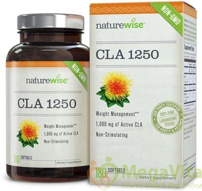 Điểm vượt trội của viên uống giảm cân an toàn nature wise cla 1250 - sản phẩm hỗ trợ giảm cân số 1 tại mỹ