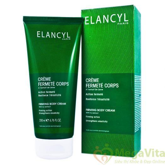 Kem làm săn chắc da elancyl firming body cream có tốt không, giá bao nhiêu?
