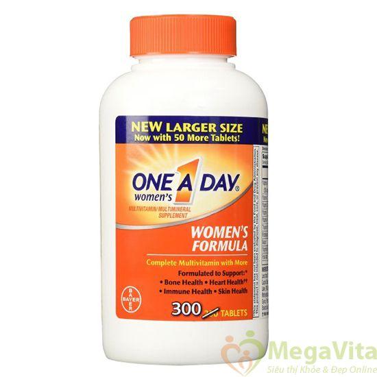 Thuốc one a day women's bổ sung vitamin cho phụ nữ có tốt không?
