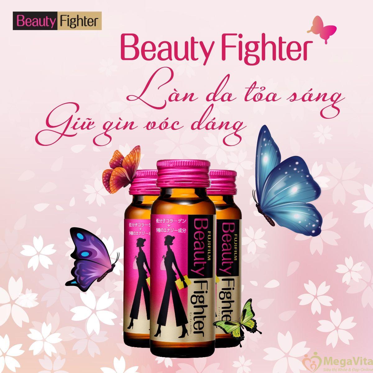 Các thành phần của beauty fighter