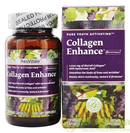 Resvitále™ collagen enhance gnc