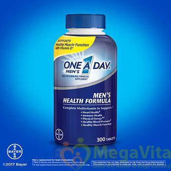 Đánh giá từ người dùng sau khi sử dụng one a day mens health formula